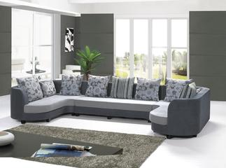 China Modern Fabric Sofa