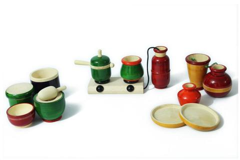 Aatike Little chef -cooking set
