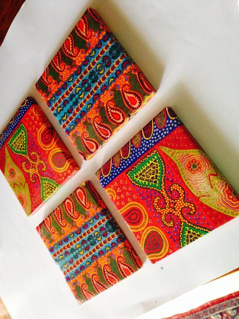 Ethereal Coasters - Set of 4