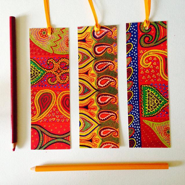 Ethereal Bookmarks - Set of 3