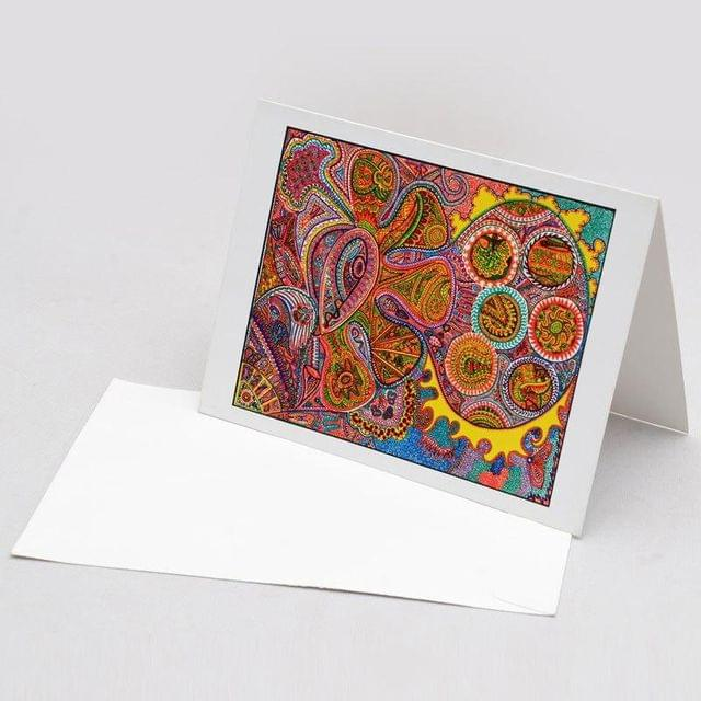 The Elements Greeting Cards