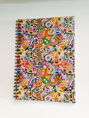 Spiral Notebook - Colorisma compressed