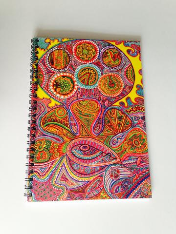 Spiral Notebook - The Elements