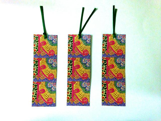 'k' for Khyatiworks Bookmarks