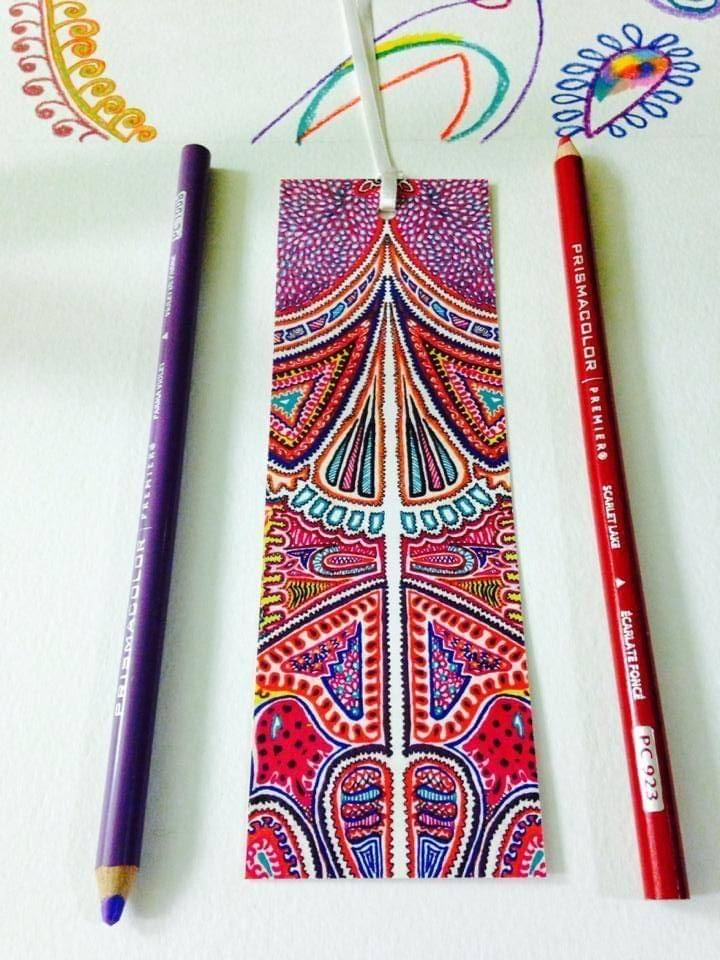 Of What We Are Bookmarks - 'The Happy Heart'