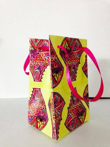 Spirited Pink - Beautiful Gift Bags Small