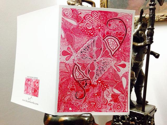 Enigma Greeting Cards
