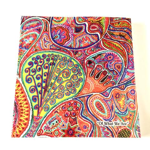 Artwork Notebooks (New!) - Of What We Are