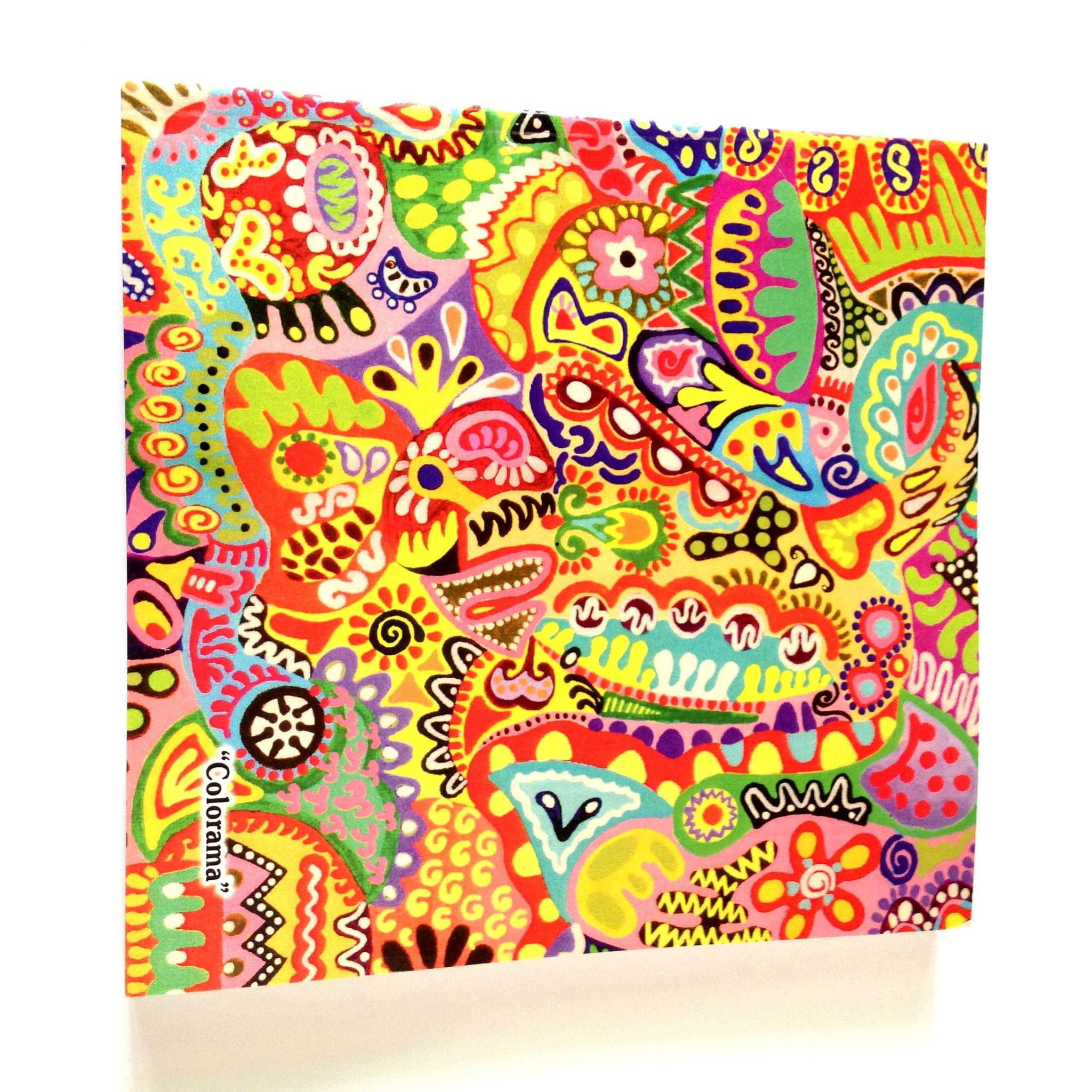 Artwork Notebooks (New!) - Colorama