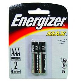 Battery Energizer (AAA) 2pcs