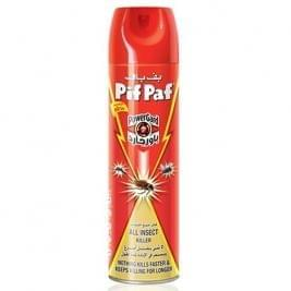 Pif Paf Natural PowerGard Insect Killer Red 400ml