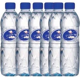 6x Emirates Mineral Water 500ml