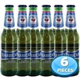 6x Barbican Raspberry Non-alcoholic Beer 330ml