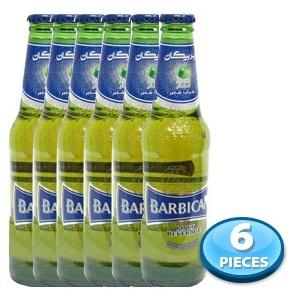 6x Barbican Apple Non-alcoholic Beer 330ml