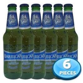 6x Barbican Malt Non-alcoholic Beer 330ml