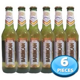 6x Barbican Peach Non-alcoholic Beer 330ml