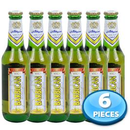 6x Barbican Lemon Non-alcoholic Beer 330ml