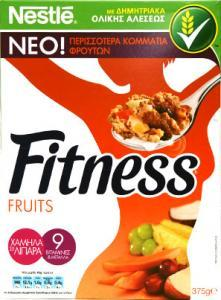 Nestle Fitness Fruit Cereal 375g
