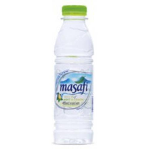 Masafi Mint & Lemon Flavoured Mineral Water 500ml