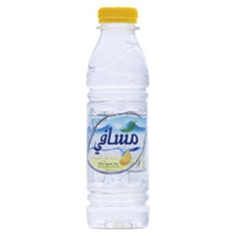 Masafi Lemon Flavoured Mineral Water 500ml