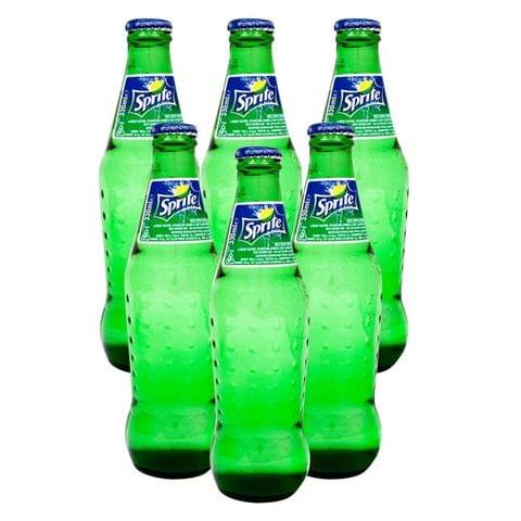 6x Sprite Bottle 250ml