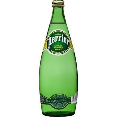 Perrier Sparkling Water 750ml