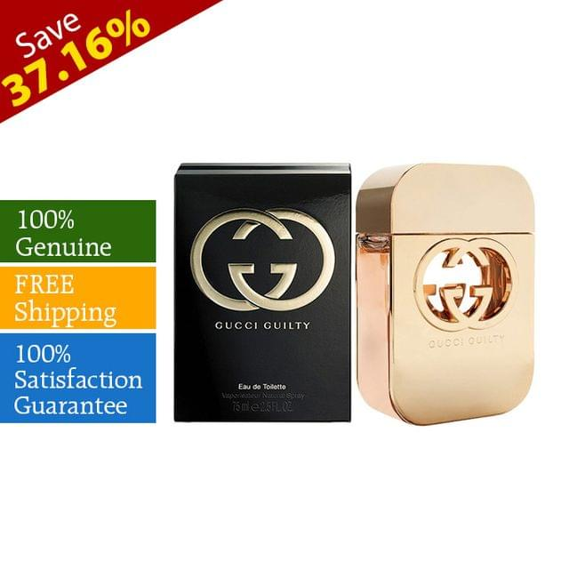 Gucci Guilty Eau de Toilette for Women 75 ml
