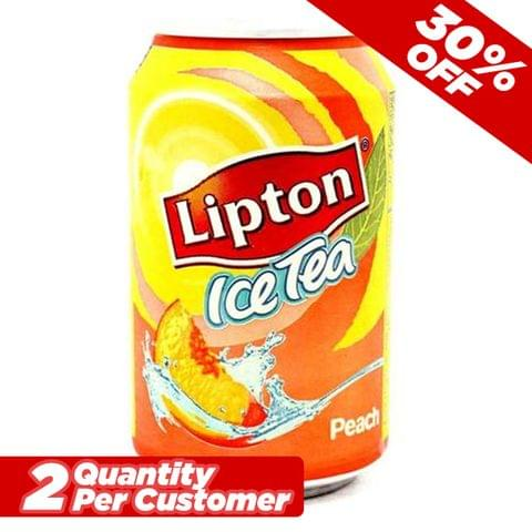 Lipton Ice Tea Peach 320ml