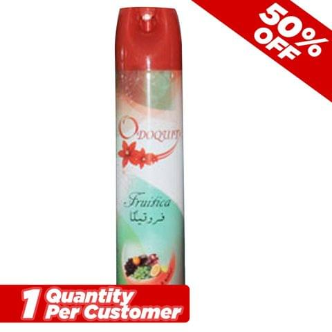 Odoquit Air Freshner Fruitica 300ml