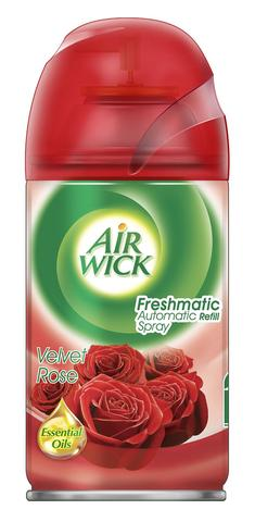 Airwick Fresh Matic Refill Rose 250ml