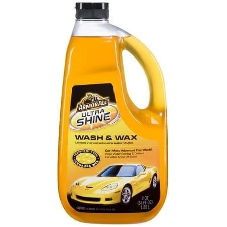 ArmorAll Ultra Shine Wash and Wax