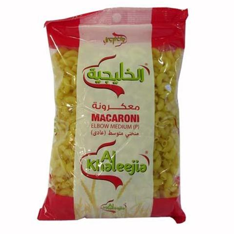 Al Khaleejia Macaroni Elbow Medium 300g