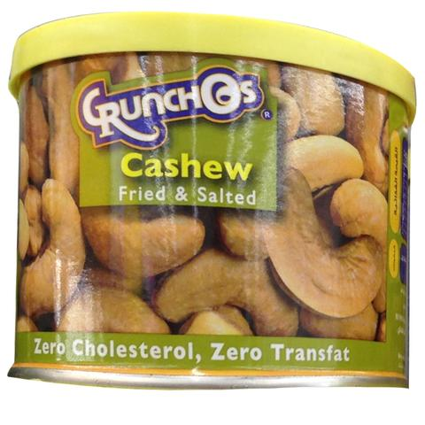 Crunchos Cashew Fried & Salted 100g