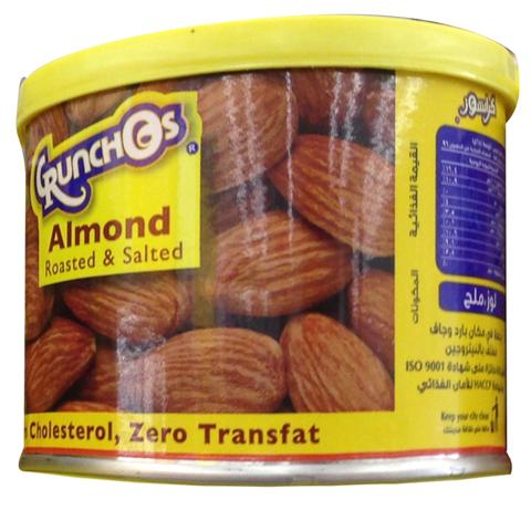 Crunchos Roasted and Salted  Almond 100g