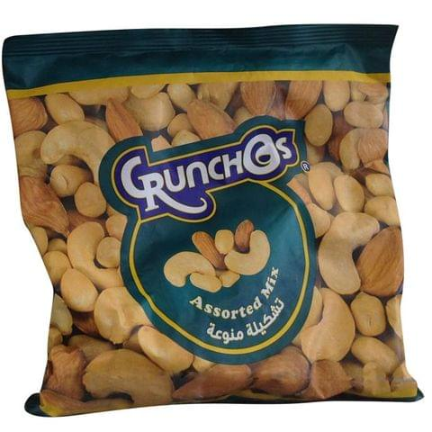 Crunchos Assorted Mixed Nuts 100g