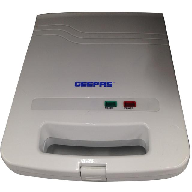 Geepas Grill Maker 4 Slices