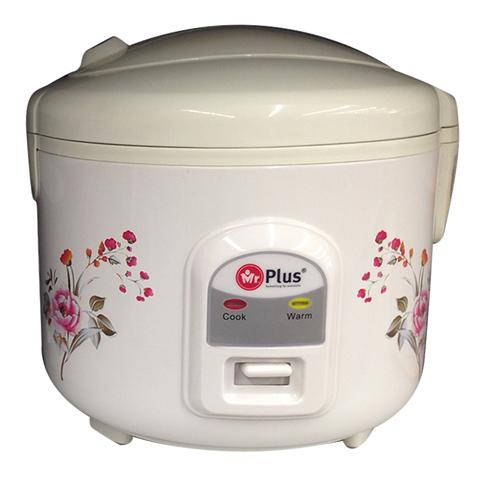 Mr. Plus Rice Cooker MR2508 1.2 litres