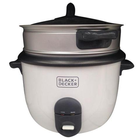Black & Decker Rice Cooker 1.8L RC1760-B5