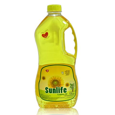 Sunlife Cooking Oil 1.8 liter