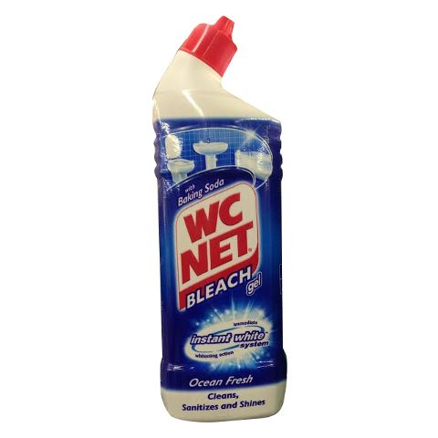 WC Net Bleach Get Extra White  Ocean Fresh 750ml