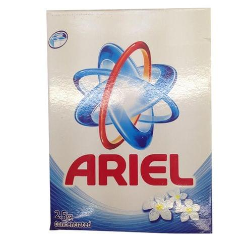 Ariel Detergent Concentrated Blue 2.5 KG
