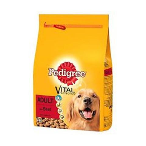 Pedigree Vital for Adult  - Beef and Vegetable 3kg