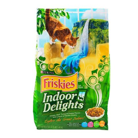 Friskies Indoor Delights 50.4 oz