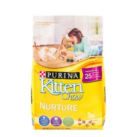 Purina Kitten Chow Nurture 18oz