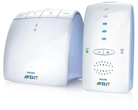 PHILIPS AVENT DECT BABY MONITOR SCD510