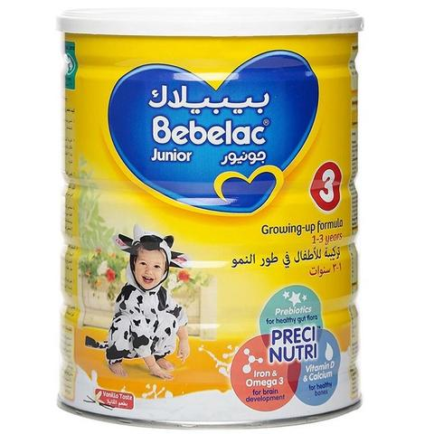 Bebelac Junior3  12x900g