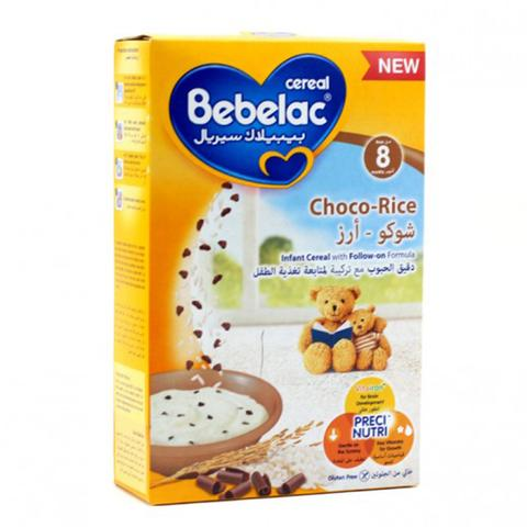 Bebelac Cereal Choco Rice 7x250g