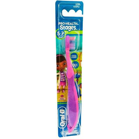 Oral-B Stages 3 Toothbrush 5 - 7 years