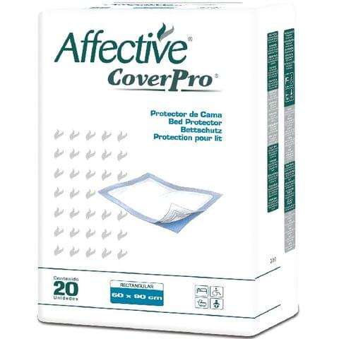 Affective Cover Pro Baby Sheet 60X90, 20s Pack Size