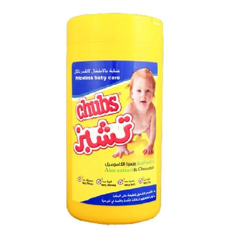 Chubs Baby Wipes 40's